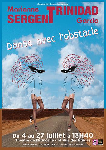 Danse avec l'obstacle